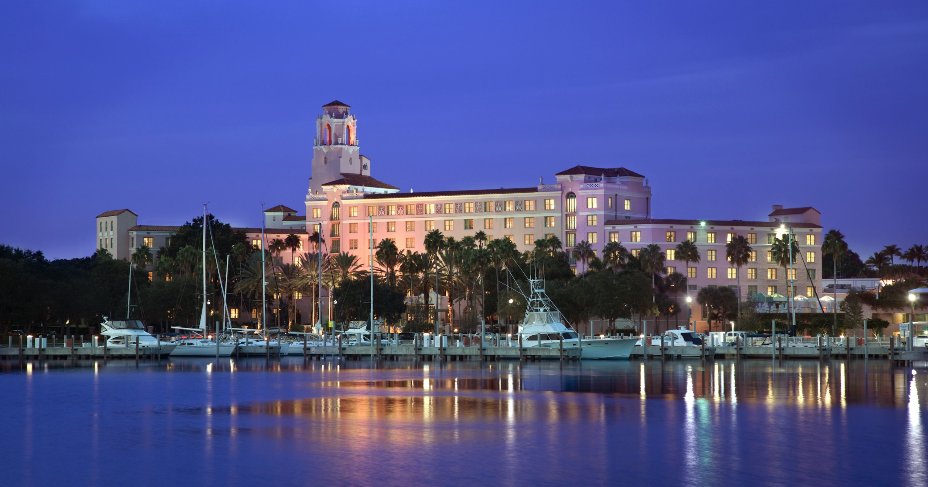 Review: The Vinoy Renaissance St. Petersburg Resort & Golf Club -  ilovecfl.com