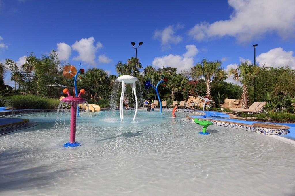 11 Kids Splash Zone