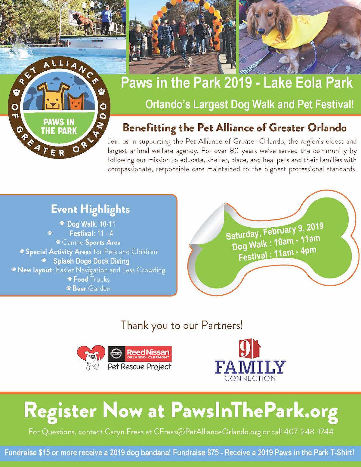 Pet Alliance Of Greater Orlando Hosts The 25th Anniversary